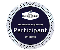 Summer Learning Journey 2015-2016 Blog Award