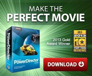 PowerDirector Ultra - Video Editing Program