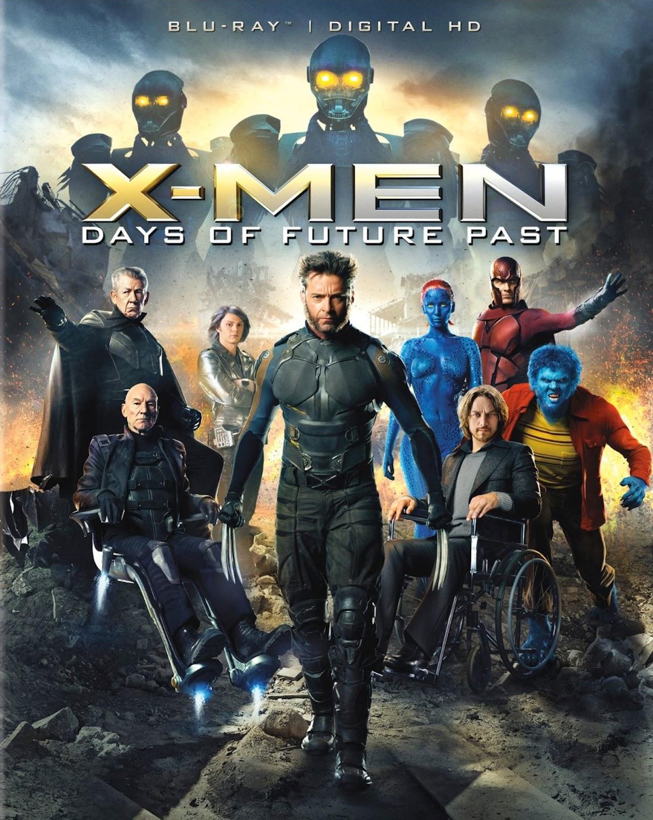X-Men: Days of Future Past (2014) Full Movie Download ...