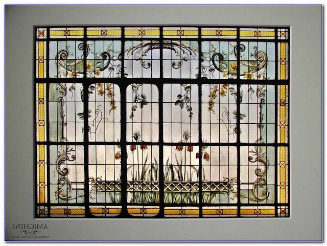 Buy Antique Stained GLASS WINDOWS For Sale On Ebay cheap