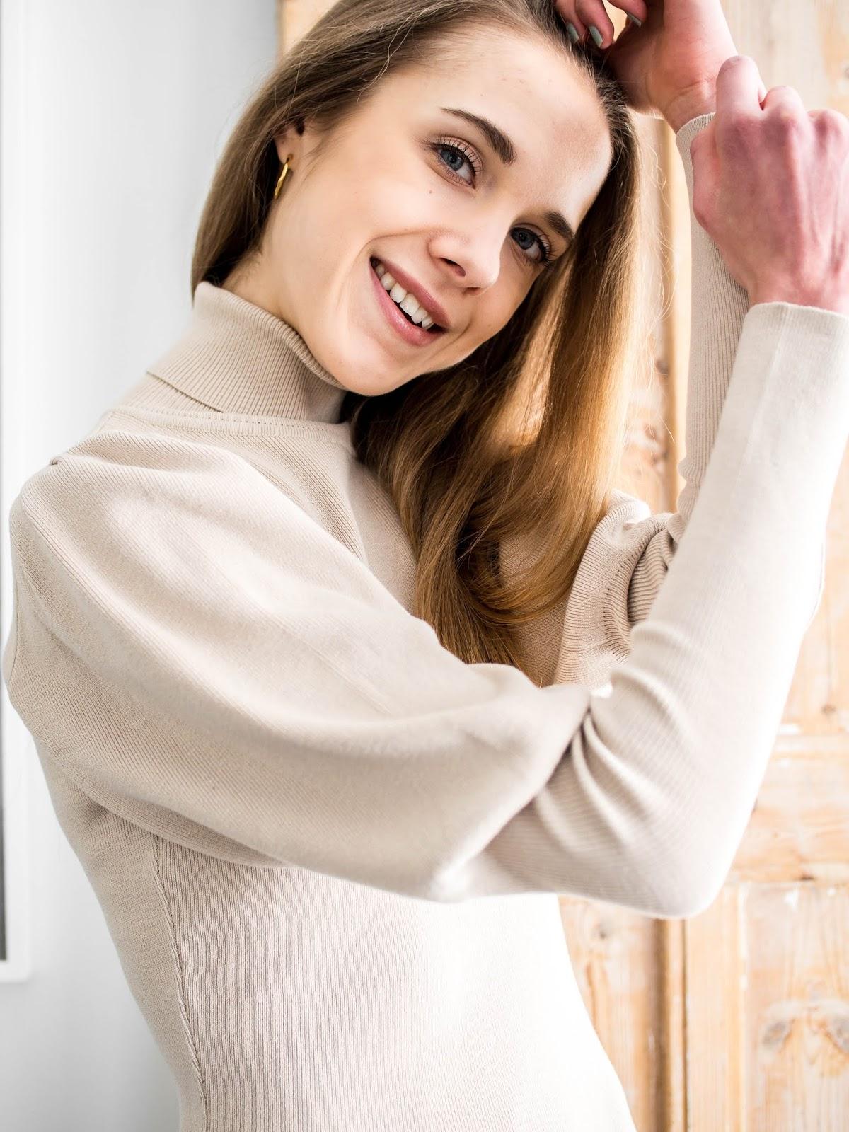 How to style a puff sleeve dress - Kuinka pukea puhvihihainen mekko