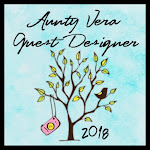 Guest Designer for Aunty Vera Scrap and Craft