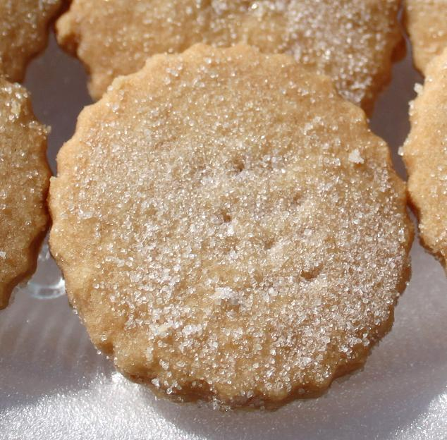 shortbread a copycat girl scout r cookies recipe