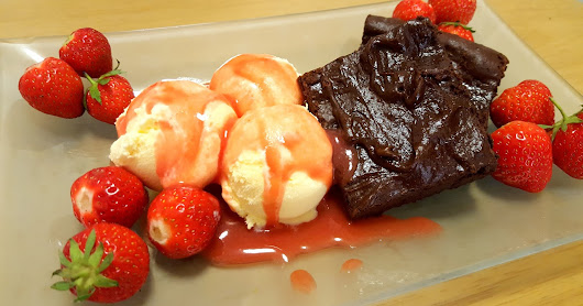 Chocolate Brownie - The Healthy version