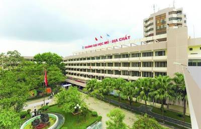 Điểm chuẩn trường đại học Mỏ Địa Chất 2016- 2017