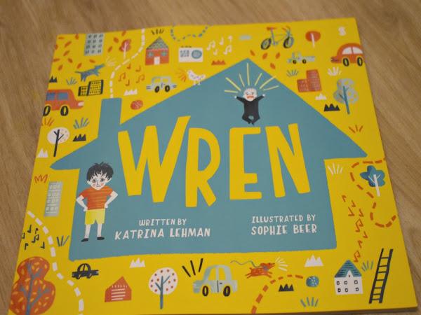 Wren {Children's Book AD/Review}