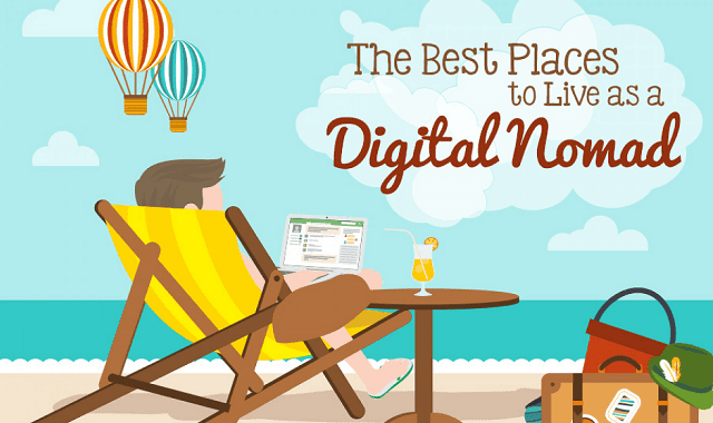 The Best Places to Live as a Digital Nomad