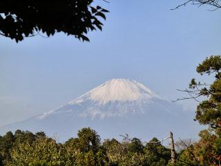 葛原岡神社・富士