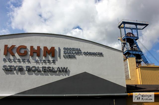 Muzeum Ziemi Lubińskiej - szyb Bolesław