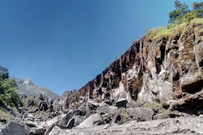 Tracklog Pendakian Gunung Merapi Via Babadan