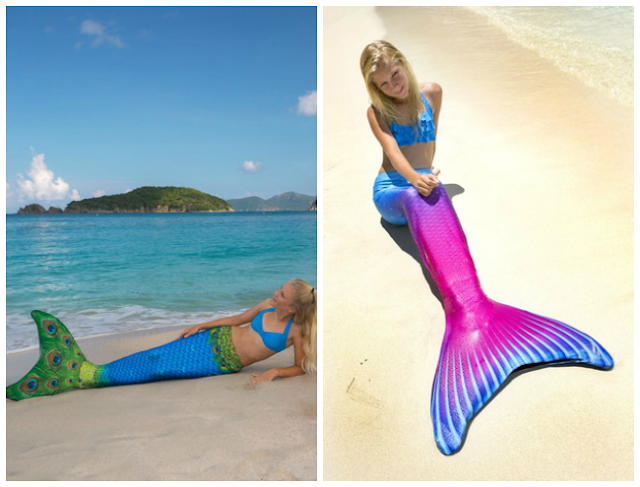 Fin Fun Mermaid Monotail