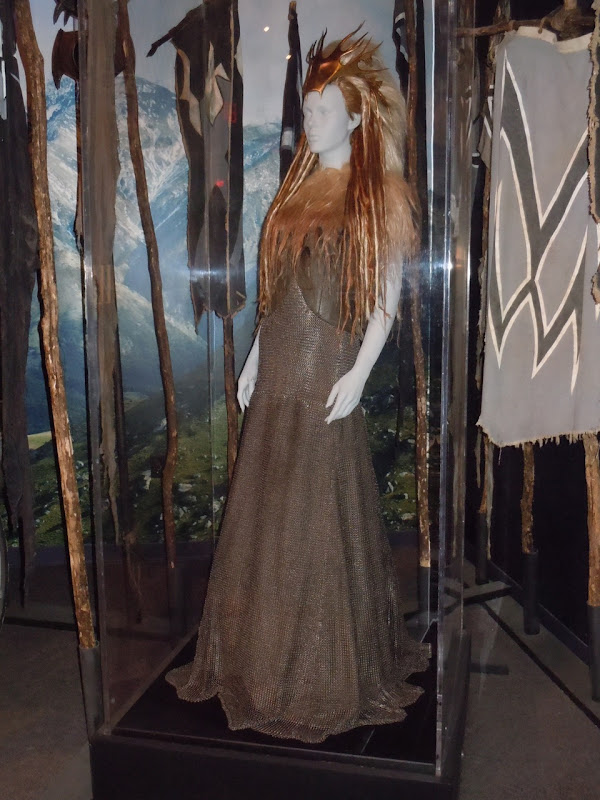 Tilda Swinton White Witch Narnia costume