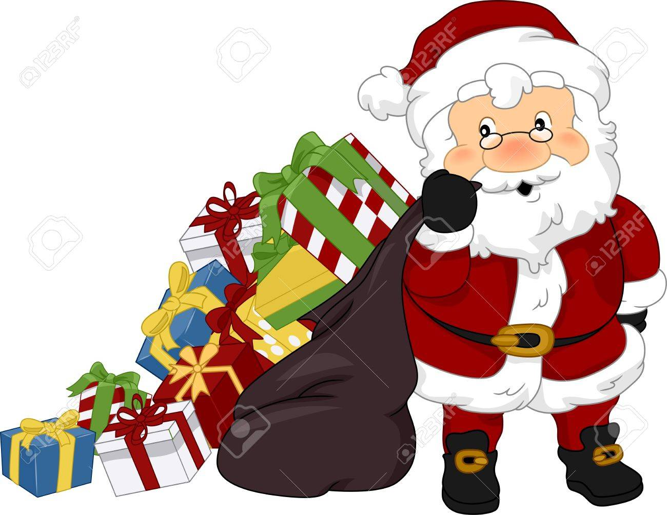 santa claus FB avatar, photos, wallpaper christmas merry xmas 2018