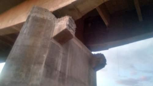 Em mais um atentado, bandidos tentam explodir ponte em Tabuleiro do Norte
