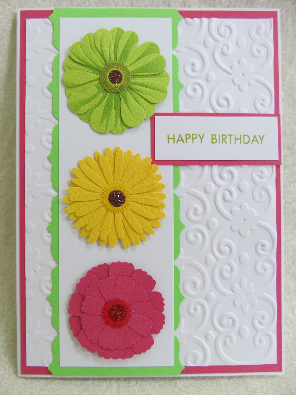 Savvy Handmade Cards: April 2012