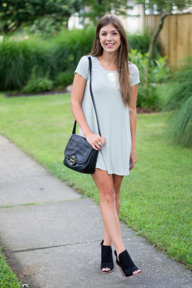 transitional dress into fall