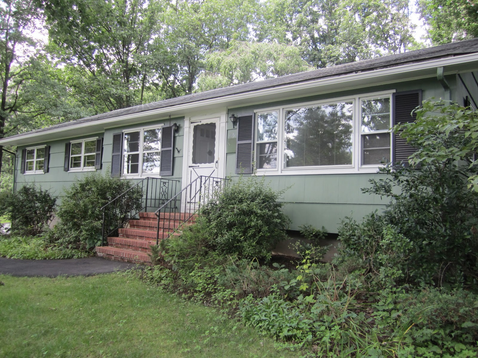 Split Level House Backyard Zion Star Zion Star