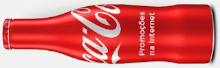 Loja Coca-Cola: Personalize sua Garrafa!