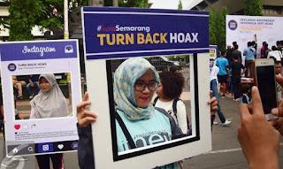 """""""Hoax dan Fitnah Buah dari Demokrasi Kebablasan"""", Benar Demikian Apa Hanya Ungkapan Politis Saja?"""