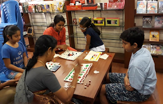 Traditional Game Launched at Odyssey, Adyar – Madras Week Celebrations