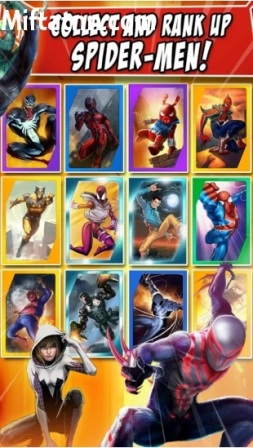 Game Action Android Terpopuler Spider-Man Unlimited APK