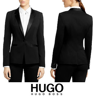 HUGO BOSS Jawon Wool Blazer Suit  Queen Letizia Wore Style