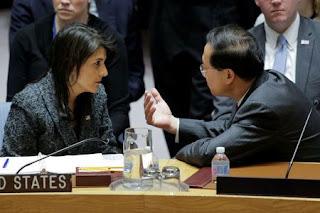 United Nations Ma Zhaoxu