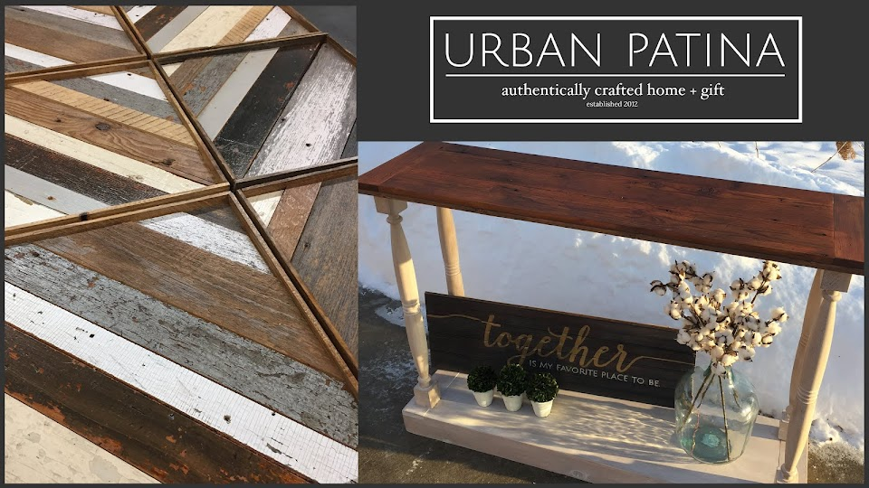 Urban Patina: Authentically Crafted Home + Gift