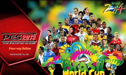 PES 2013 Soundtrack Song List by PBQP (World Cup Songs)
