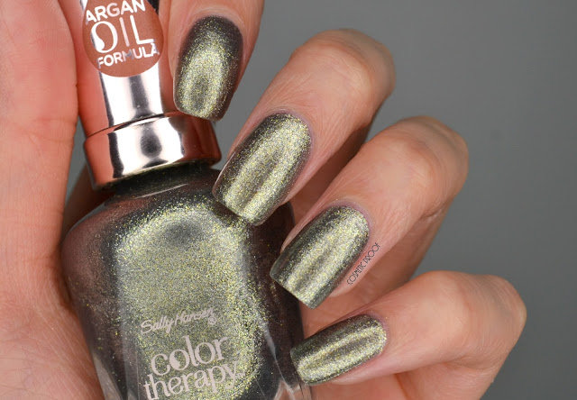 Sally Hansen Color Therapy Swatch Therapewter Review