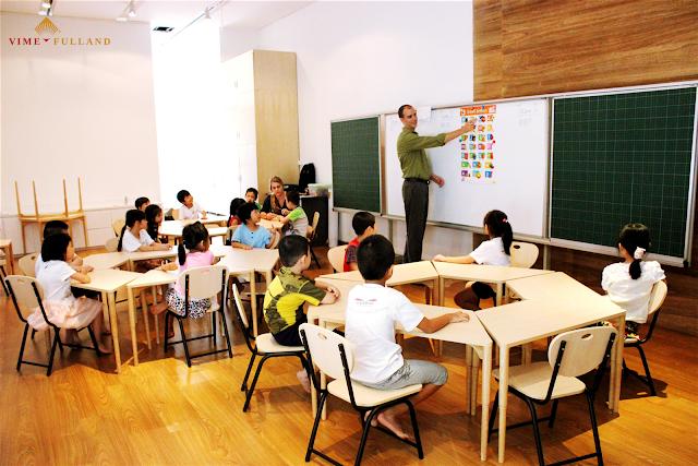 trường học liên cấp Athena Fulland