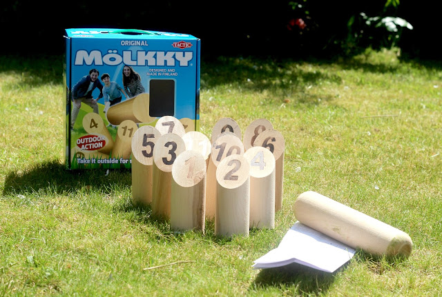 Molkky: Wooden Outdoor Skittles Review