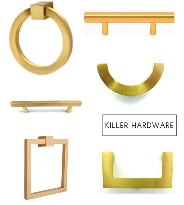 Killer Cabinet and Furniture Hardware - Mimosa Lane