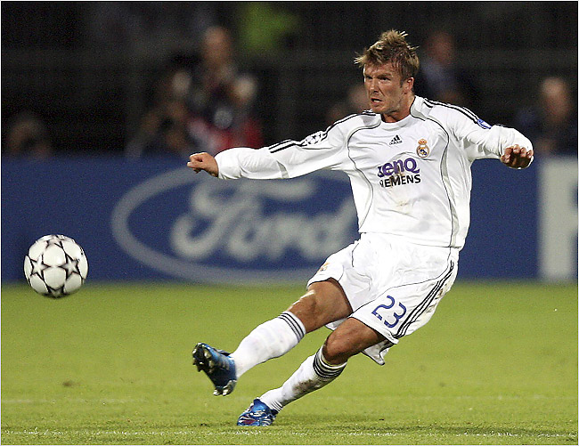 david beckham soccer pictures - Super Celebrity
