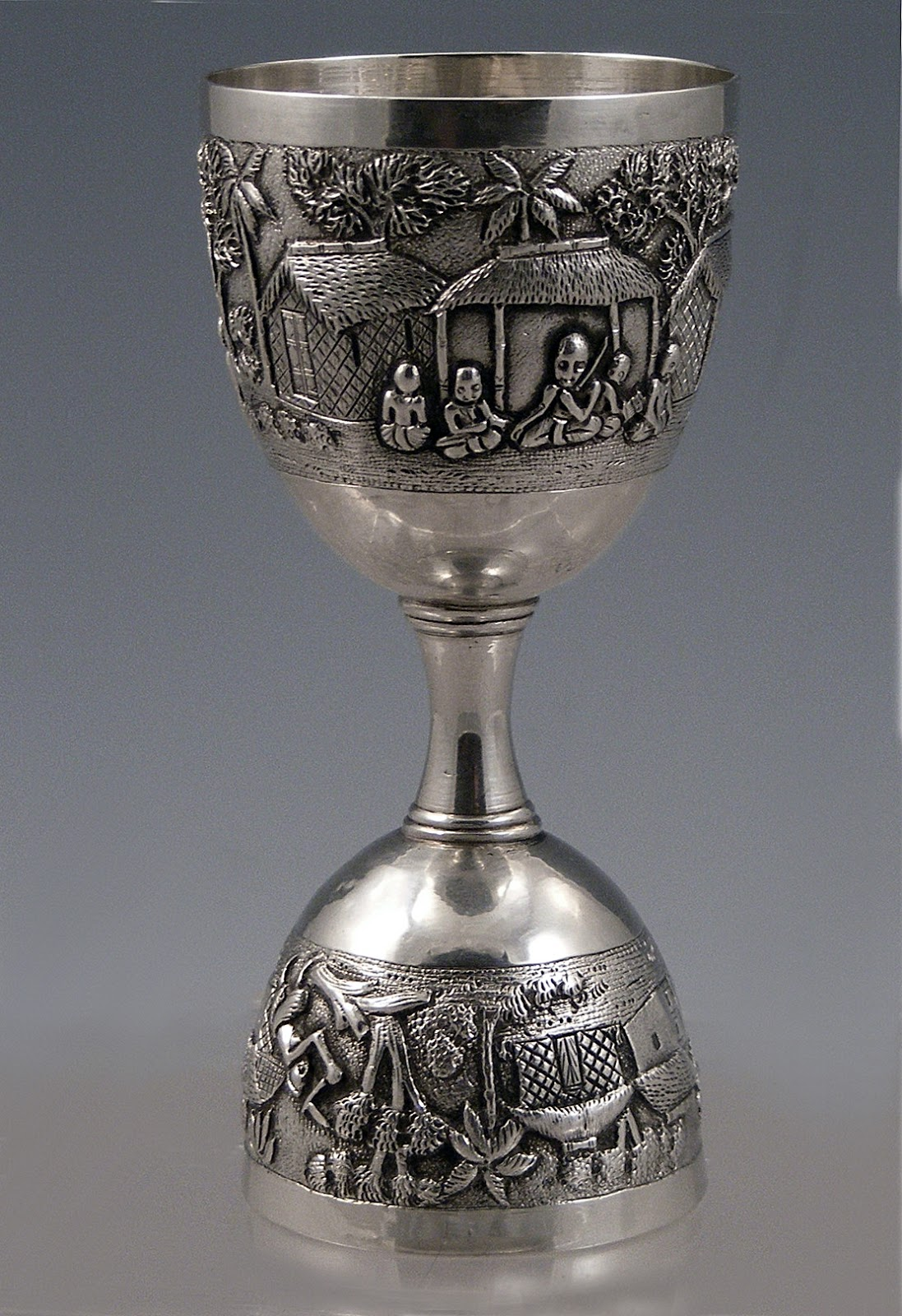 Indian Silver During The Raj Calcutta