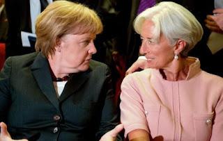 Süddeutsche Zeitung: Το ΔΝΤ τα έκανε «πλακάκια» με Μέρκελ-Σόιμπλε σε βάρος της Ελλάδας