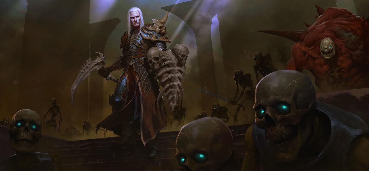 El nigromante llega a Diablo III este 27 de junio y confirmada Diablo III Eternal Collection