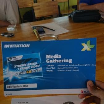 Hore,4G LTE XL sudah hadir Di Pekanbaru