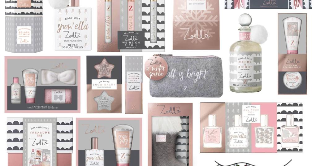 Zoella Beauty Snowella Christmas Collection 2017