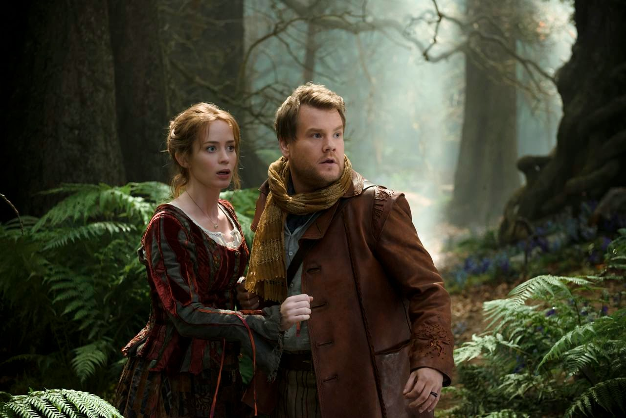 into the woods-emily blunt-james corden