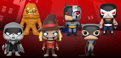 Batman: The Animated Series Pop! Series 2 Vinyl Figures by Funko
