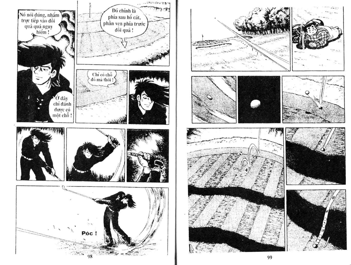 Ashita Tenki ni Naare chapter 5 trang 48