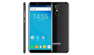Checkout Oukitel C8  A Cheap 18:9 Bezel-Less Display Smartphone