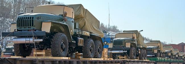 Окупаційні війська у Криму завершують переозброєння на РСЗВ Торнадо-Г