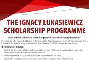 Ingin Kuliah ke Polandia? Gunakan Jalur Beasiswa Ignacy Lukasiewicz