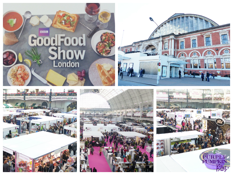 BBC Good Food Show, London