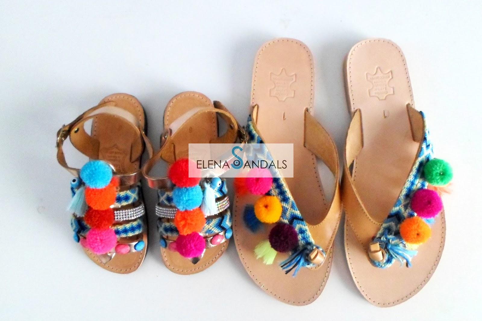 949742e6634 elenas sandals: ΣΑΝΔΑΛΙΑ BOHO 2016