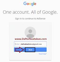 cara mendaftar akun google adsense terbaru