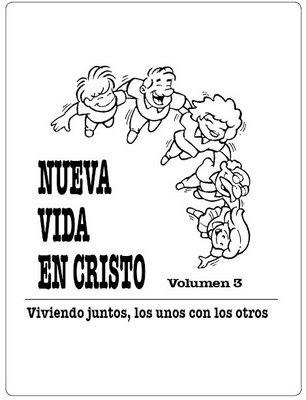 Marcos Robinson-Nueva Vida En Cristo-Vol 3-