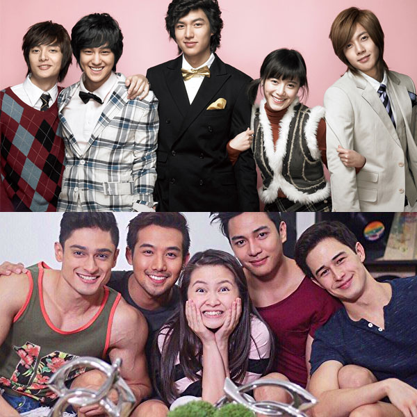 "GMA7 bags the right to air local version of ""Boys Over Flowers"""